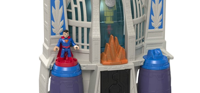Fisher-Price Imaginext DC Super Friends Hall Of Justice In Stock At Target