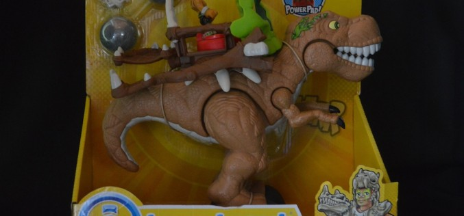 Fisher Price Imaginext T-Rex Review