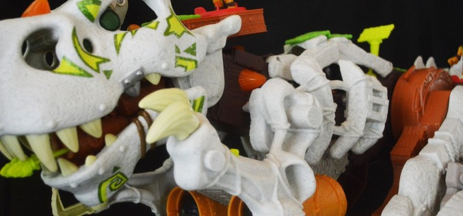 Fisher-Price Imaginext Ultra T-Rex Figure Review