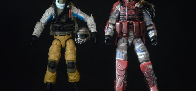 Hasbro G.I. Joe 50th Anniversary Steel Brigade vs. Iron Grenadiers 2-Pack Review