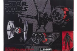 Hasbro Star Wars TBS 6″ Scale First Order TIE Fighter $99.99 On Amazon