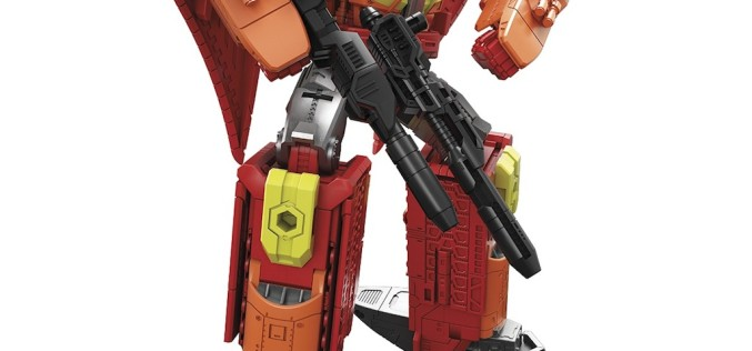 Hasbro Transformers Titans Return Sentinel Prime Official Press Images