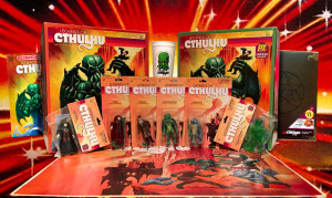 Legends Of Cthulhu Prize Pack Of Insanity At NYCC