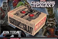 Marvel Collector Corps Guardians Of The Galaxy Theme Announced
