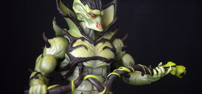 Masters Of The Universe Classics Evil Seed Review
