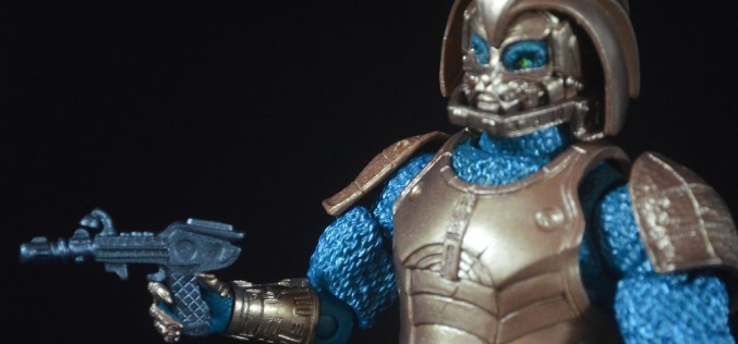 Masters Of The Universe Classics Saurod Review