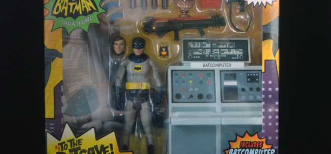 Mattel Batman Classic 1966 TV Series Box Set – To The Batcave Review