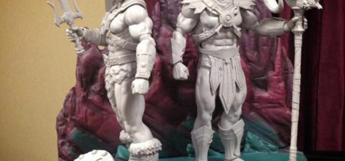 Mondo Masters Of The Universe Sixth Scale Figure Prototypes