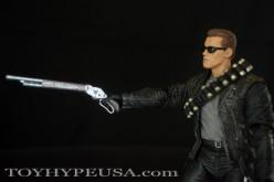 NECA Terminator 2 Ultimate T-800 Figure Review