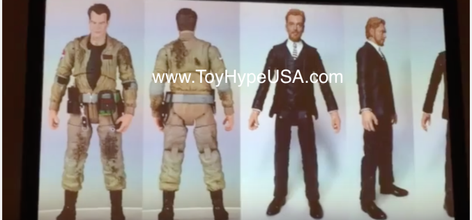 NYCC 2015 – Gotham, Ghostbusters, Marvel Select & More At The World Of Diamond Select Toys Panel Video Coverage