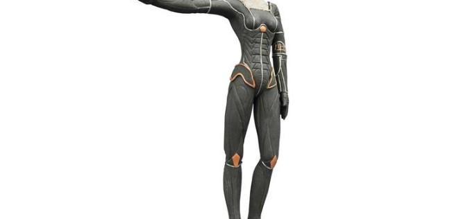 Star Trek Femme Fatales Borg Queen PVC Statue