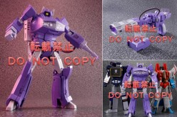 Takara Transformers Masterpiece Shockwave Figure Painted Images