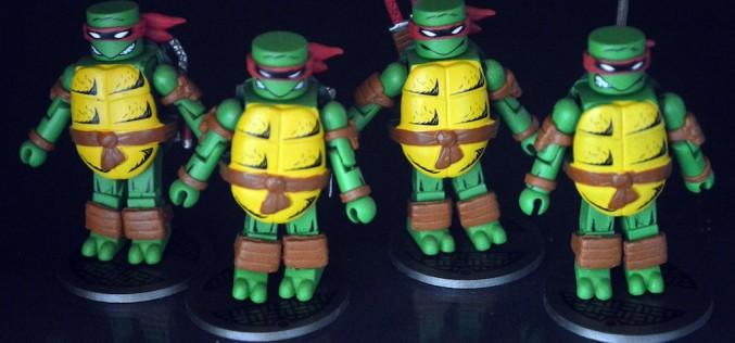 Teenage Mutant Ninja Turtles Minimates Mirage Box Set Review