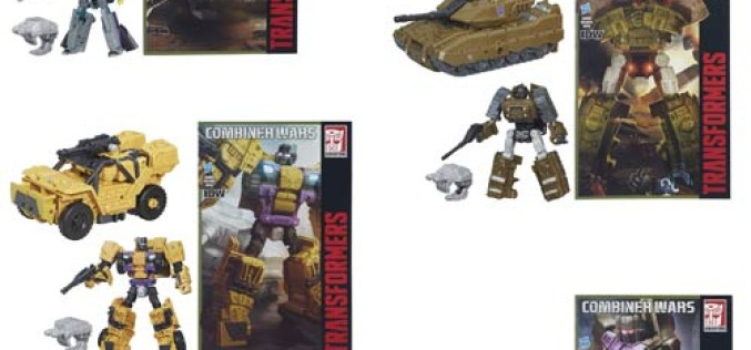 Hasbro Transformers Combiner Wars & RID 2016 Product Available To Pre-Order