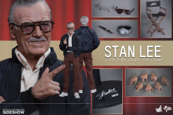 Hot Toys Stan Lee Sixth Scale Figure Pre-Orders