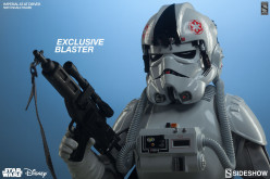 Sideshow's Star Wars Imperial AT-AT Sixth Scale Figure Details & Images