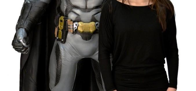 NECA Announces Life-Size Arkham Knight Foam Replica Batman