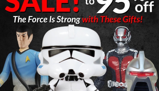 Entertainment Earth Black Friday Sale Of Up To 95% Off Ends Sunday, November 29th