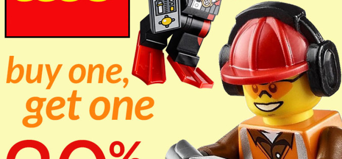 Entertainment Earth Offers BOGO Sale On In Stock Lego Products – Buy 1, Get 1 30% Off