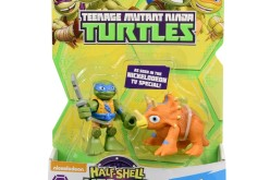 Playmates Toys Teenage Mutant Ninja Turtles Collection Of Dino Themed Toys