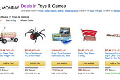 Amazon Launches Cyber Monday Sale – Lightning Deals, 50% Off On Hasbro Products, & More