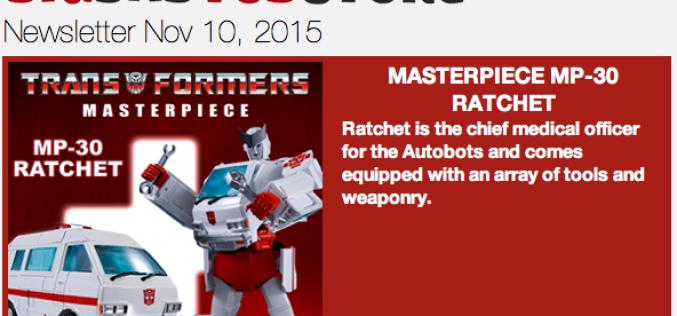 BBTS News: Transformers, Star Wars, Hateful 8, Super 7, MOTU, DBZ & More