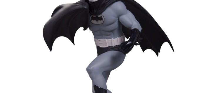 DC Collectibles Carmine Infantino Batman Black & White Statues