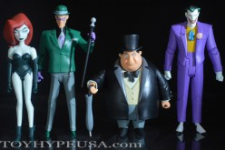 DC Collectibles Batman The Animated Series The Riddler Review