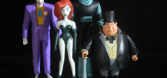 DC Collectibles The New Batman Adventures Poison Ivy Review