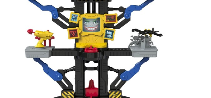 Fisher-Price Imaginext DC Super Friends Transforming Batcave 36% Off At Amazon