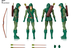 DC Collectibles – The Making Of DC Icons 6″ Green Arrow Action Figure
