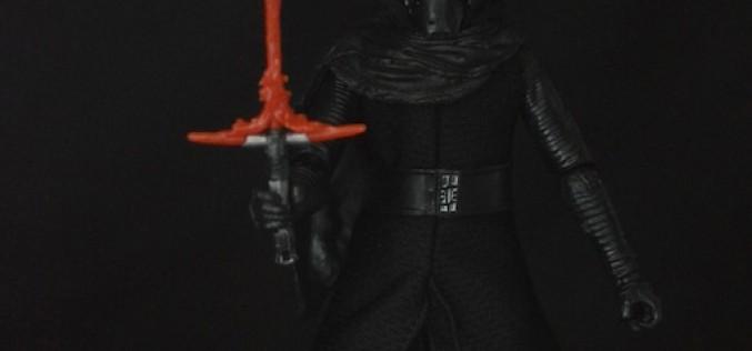 Hasbro Star Wars The Black Series 6″ Kylo Ren Review