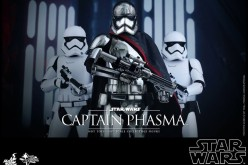 Hot Toys Star Wars The Force Awakens Captain Phasma Sixth Scale Figure Revealed