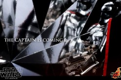 Hot Toys Teases Star Wars The Force Awakens Captain Phasma Sixth Scale Figure