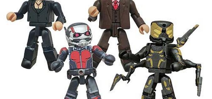 Diamond Select Toys Video Update: Ant-Man Movie Minimates