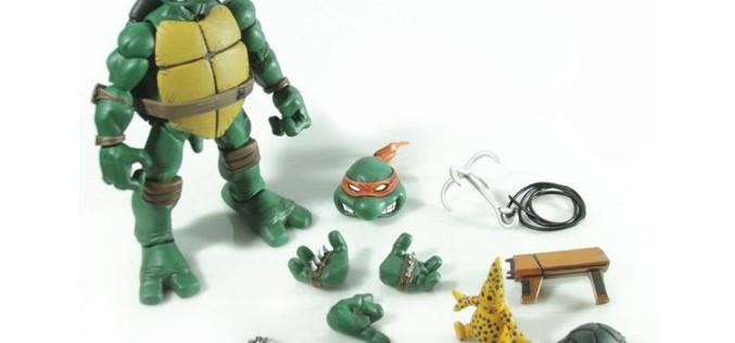 Mondo Teenage Mutant Ninja Turtles Michelangelo Sixth Scale Figure