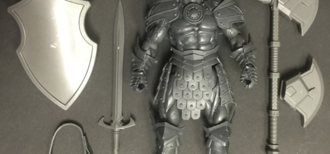 Mythic Legions Prototype Test Shots Up For Pre-Order Soon