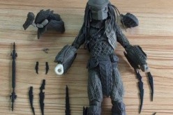 NECA Previews Predator Series 15 Temple Guard Figure