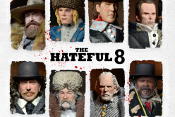 NECA Toys Previews The Hateful Eight Figures