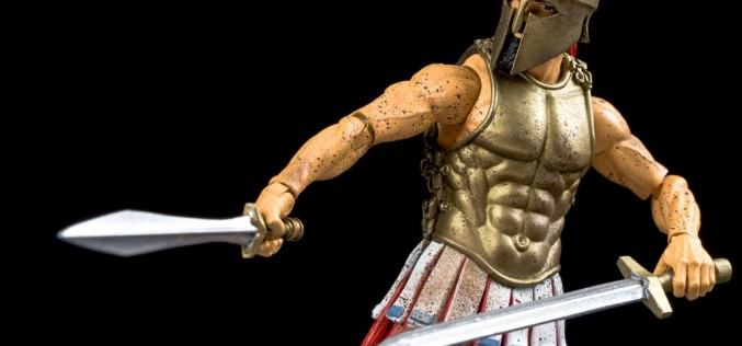 NJCC Exclusive Vitruvian H.A.C.K.S. Ultimate Spartan Order Information
