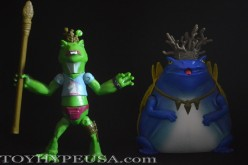 Nickelodeon Teenage Mutant Ninja Turtles Napoleon Bonafrog & Atilla The Frog Review