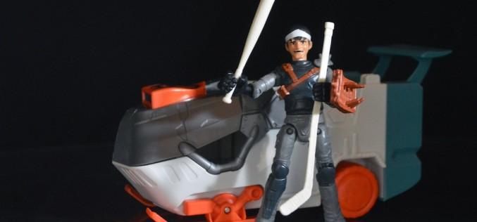 Playmates Toys Teenage Mutant Ninja Turtles Casey's Slamboni Review