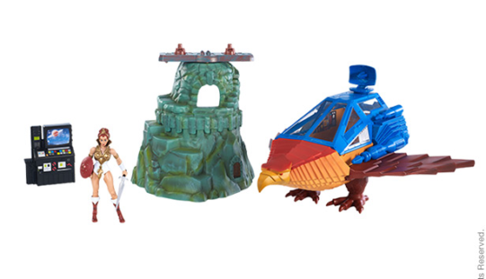 Mattel Offers Masters Of The Universe Classics Figures For 40% Off On Wal-Mart