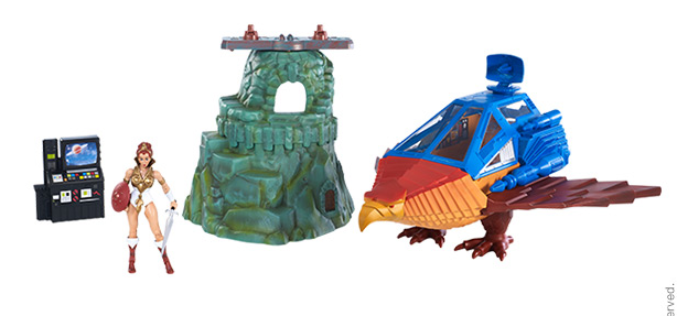 Masters Of The Universe Classics Point Dread & Talon Fighter 50% Off On Mattel's eBay Store