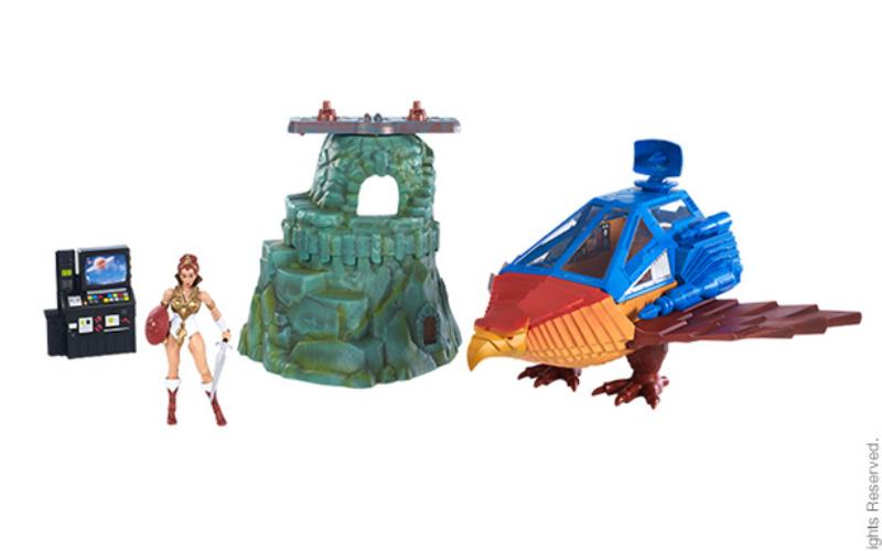 Masters Of The Universe Classics Point Dread & Talon Fighter 50% Off On Mattel's eBay Store