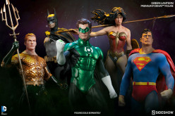 Sideshow Green Lantern Hal Jordan Premium Format Figure Details & Images