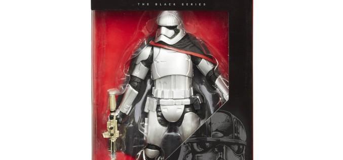 Hasbro The Force Awakens 6″ Captain Phasma For $14.99 On Amazon