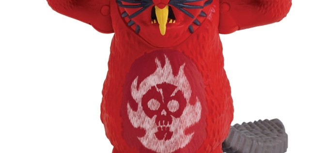 Playmates Toys Teenage Mutant Ninja Turtles Dark Beaver Figure $8.99 At Amazon