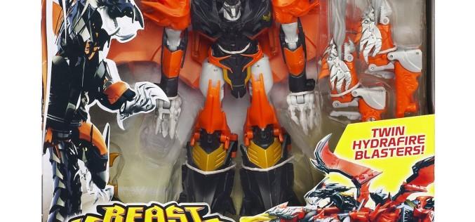 Amazon Cyber Monday Deal Today – Hasbro Transformers Prime Beast Hunters Voyager Class Predaking Figure