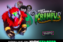 Warpo Launches New Retro Toy Line Featuring Legendary Christmas Monster